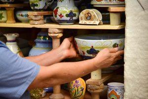 Ceramica Faenza forno