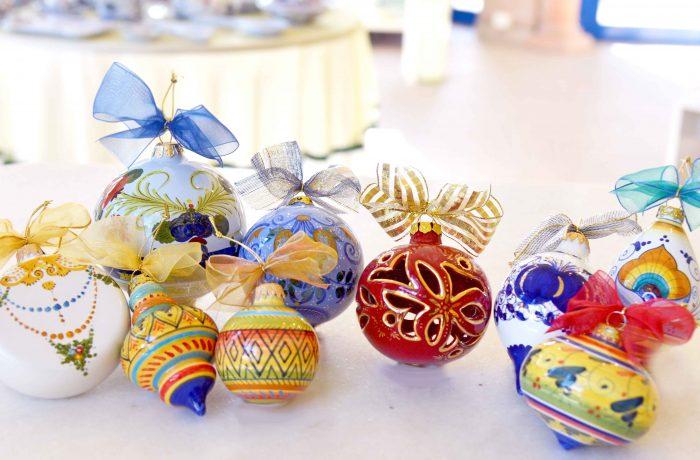 Collezione Natale: ceramiche natalizie